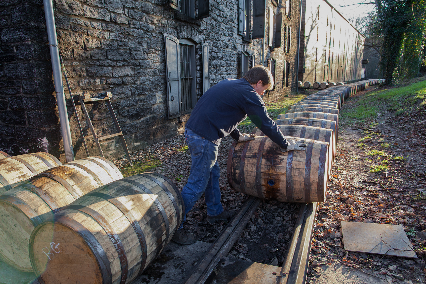 Woodford Reserve Distillery - Kentucky Bourbon Trail