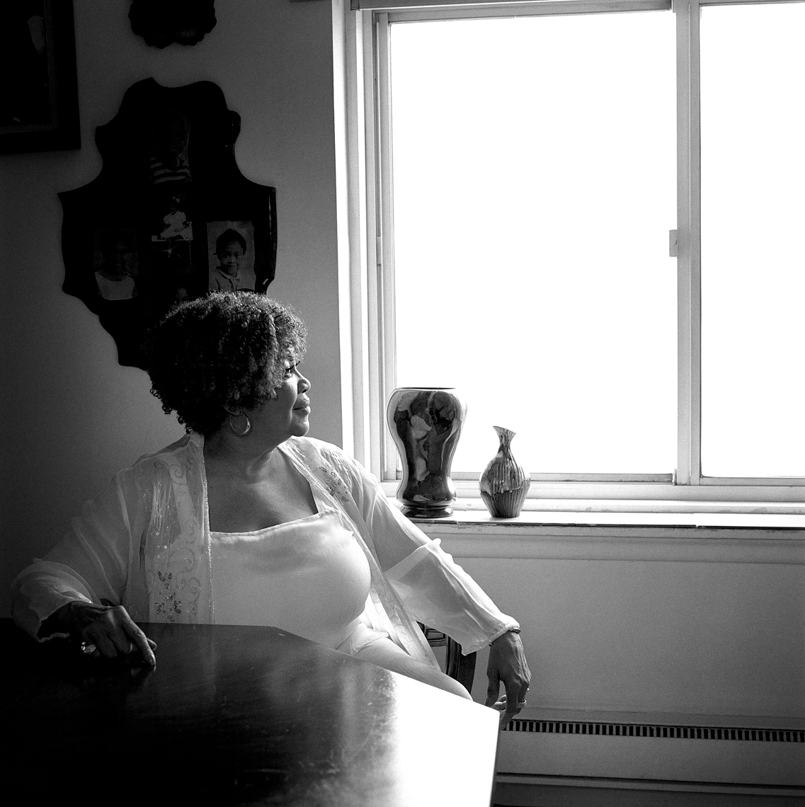 Portrait of Mavis Staples, Stax Records, Memphis, TN, Staples Singers, Documentary, Editorial photographer, Photojournalist, New Orleans, Nashville, Atlanta, Texas, Austin, Chicago, Washington, D.C., DC, Photographer, soulful, portrait, resilience, dark,