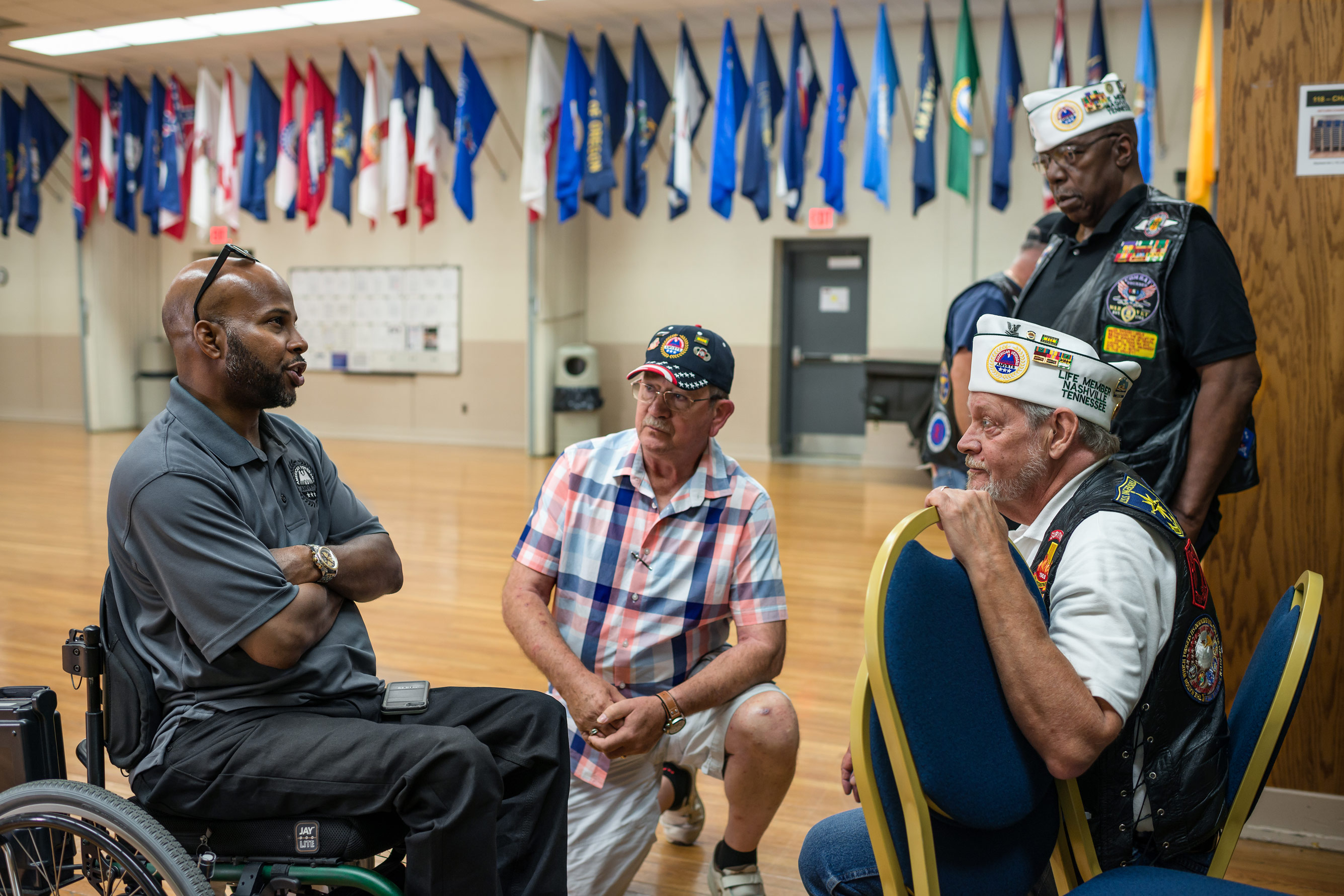 Veteran Healthcare, veterans affairs, Tennessee Valley, Murfreesboro, Nashville, suicide, portrait, photojournalism, reportage, documentary, National Public Radio, NPR, Kristina Krug, editorial photographer