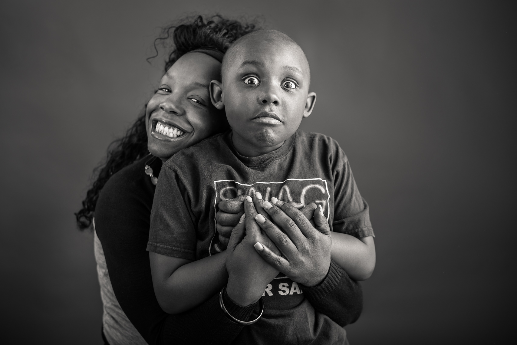 Flashes of Hope, portrait mother with her son who is fighting cancer. Resilience, authentic, silly, fun, happy, strength, hope, love, support, together, portrait, editorial, reportage, news, photographer, portraiture