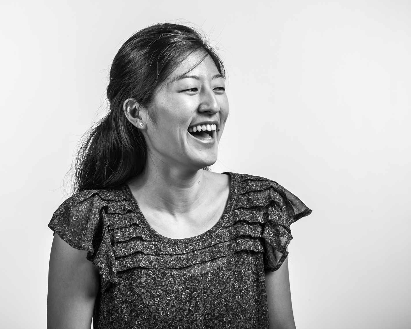 Woman laughing, joy, smile, diversity, portrait, activism, immigrant rights, mission, United Methodist Women, human rights, Nashville portrait photographer, corporate, head shot