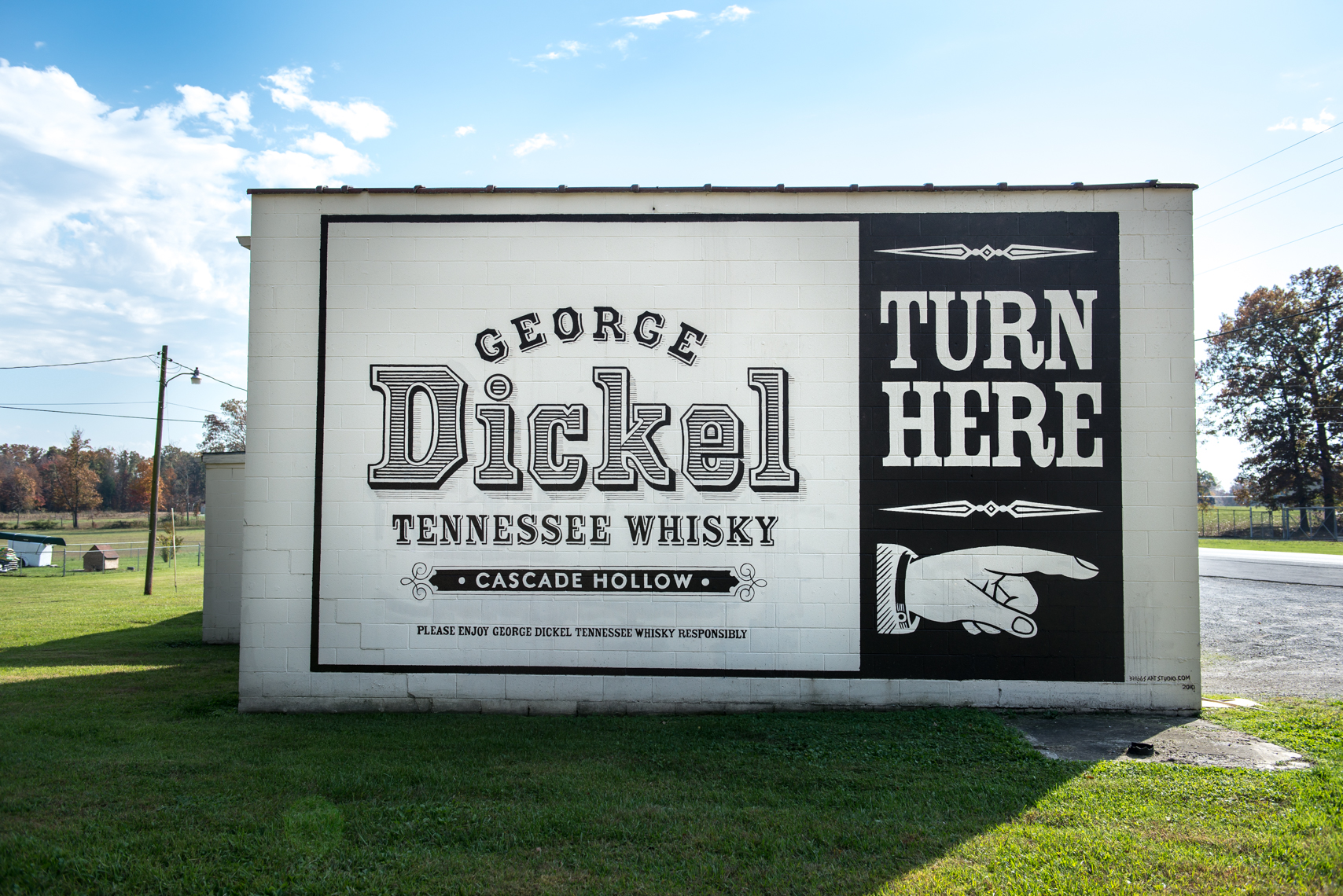 George Dickel Distillery - Tennessee Whiskey