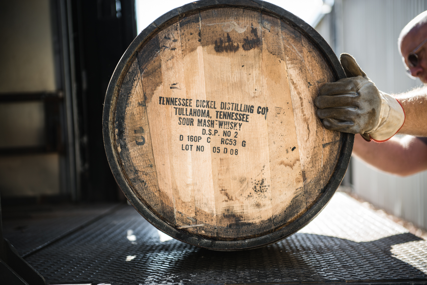 George Dickel Distillery - Tennessee Whiskey, Nashville, beverage photographer, food photographer, worker, working, makers, craft, editorial photographer, stock photography