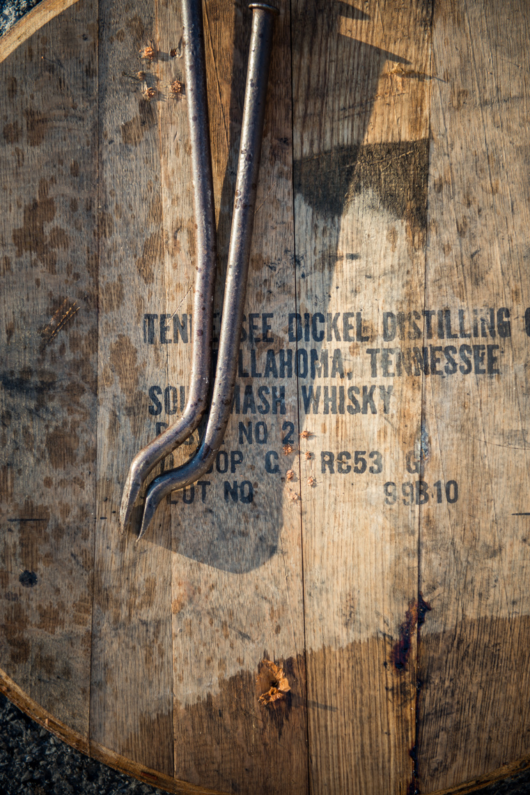 George Dickel Distillery