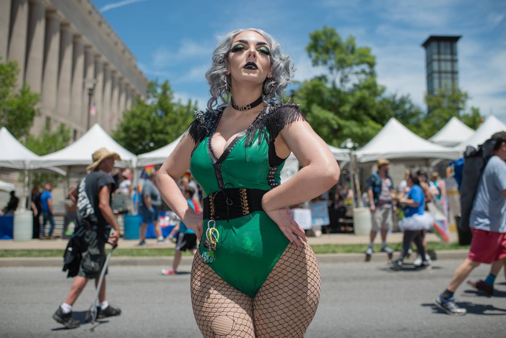 Nashville Pride Festival 2017 | Photographer + Director, Kristina Krug | authentic, authenticity, bisexual, celebrate, celebration, civil, civil liberties, courage, dancing, documentary, drag, emotions, equality, esteem, fearless, festival, festive, free, freedom, friends, fun, gay, happy, journalism, joy, joyful, Kristina Krug, krug photo, lesbian, LGBT, LGBTQ, liberty, love, love wins, loved, love is love, loveliness, lovers, love wins, men, National Pride Day, parade, people, photographer, photojournalism, photojournalist, Portrait, Predators, pride, Pride Parade, proud, queen, queer, relationship, reportage, respect, rights, safety, self, sexuality, summer, sun, sunny, drag queen, transgender woman at Public Square Park