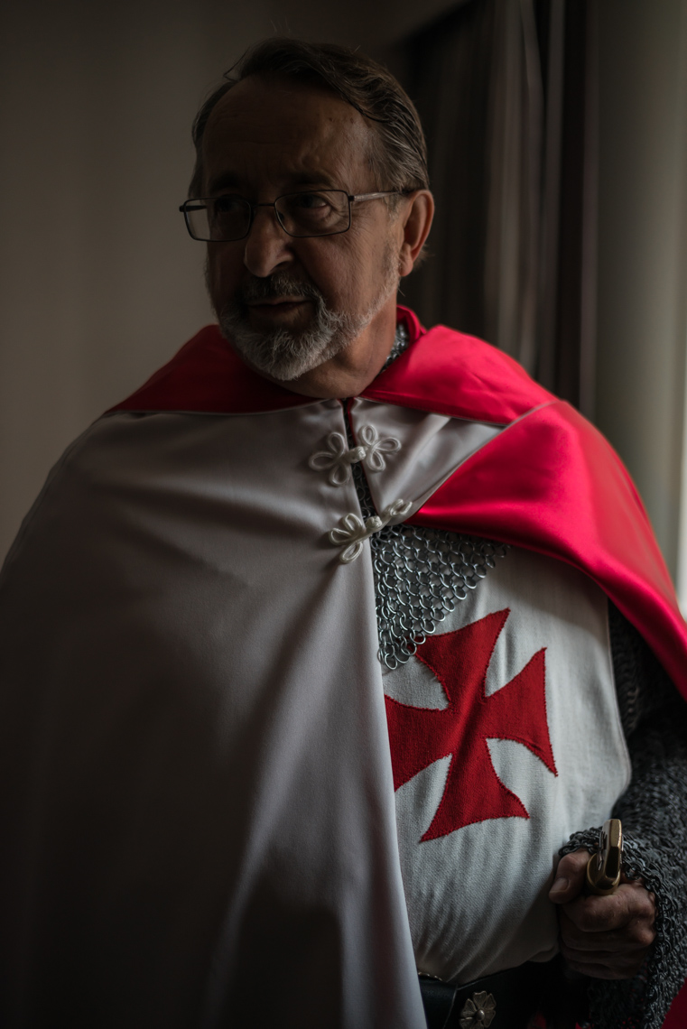 Knights Templar convene in Nashville Tennessee for an induction ceremony. Portrait, journalism, reportage, editorial photographer, photojournalist, Chicago, Washington, D.C., DC, London, NYC, Atlanta, Los Angeles